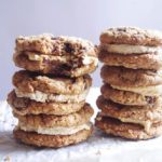 Biscoff Oatmeal Cookie Sandwiches - a wholesome, comforting way to bake with Biscoff and a treat that feels like a hug from your mom | www.thebatterthickens.com