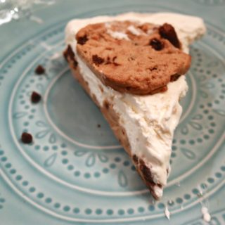 Cookie Dough Pie (3 Ingredients)